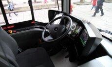 Elektrinis autobusas Kaune (asociatyvi nuotr.)