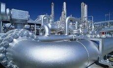 Dujos, dujų pramonė, vamzdžiai, gamykla
