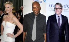 Charlize Theron, Lamaras Odomas, Matthew Broderickas