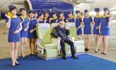 Skymark stiuardesės