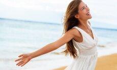Jei norime atrodyti gražiai, turime rūpintis ne tik fiziniu, bet ir emociniu bei dvasiniu savo kūnu
