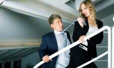 Ar lietuviai pradėtų romantinius santykius su kolegomis?