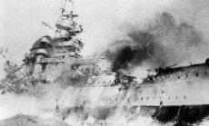 Paskutinės Bismarck valandos