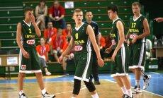 U - 16 Europos krepšinio čempionatas. Lietuva - Ispanija