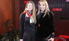 Jolanta Paulauskienė su dukra