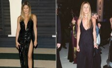 Jennifer Aniston 2017 m. ir 2000 m.