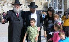 Judaizmo tradicijos: moterys sukurtos dėl trijų priežasčių