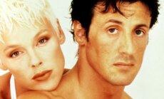 Sylvesteris Stallone ir Brigitte Nielsen