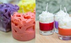 Pasidaryk pats: kvepiančios žvakės, kurias norisi tiesiog suvalgyti