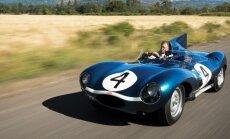 Jaguar D-Type Roadster