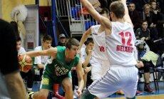 Lietuvos 16-mečių rinktinė turnyre Baltarusijoje