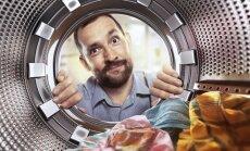 Kaip prižiūrėti skalbimo mašiną?