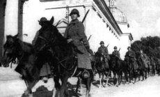 Raudonoji armija Vilniuje. 1939 m.