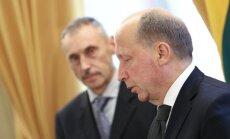 Arvydas Sekmokas ir Andrius Kubilius