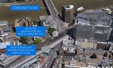 Vietos, kur vyko teroristiniai išpuoliai