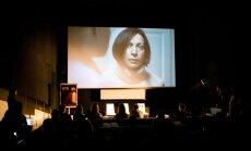 Filmo Vardas Tamsoje anonso pristatymas