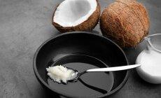 Bauginanti naujiena pamėgusiems kokosų aliejų