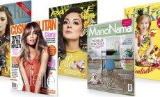 Prenumeruoti DELFI grupės žurnalus nuo šiol dar patogiau
