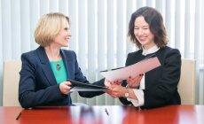 LRVS ir KTU pasirašė bendradarbiavimo sutartį
