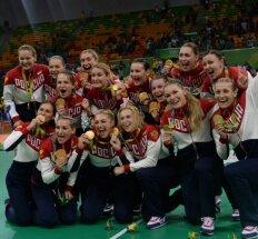 Rusijos moterų rankinio olimpinė rinktinė