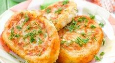 Patys skaniausi: šilkiniai bulvių zrazai su netikėtu įdaru