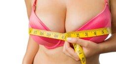 Didelės krūtys - didelės bėdos dažniausios problemos