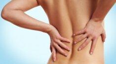 Atsikratyk nugaros skausmo be vaistų