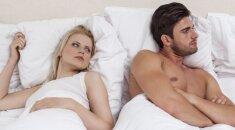 Kodėl vyrai nenori sekso? Ekspertai skambina pavojaus varpais