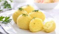 Greitai ir skaniai – bulviniai kukuliai