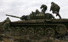 """""""The Independent"""": Rusija užimtų Baltijos šalis per 36 valandas"""