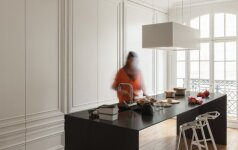 Dizainerių sukurta virtuvė, kuri tiesiog išnyksta erdvėje