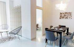 Dizainerio patarimai, kaip sukurti patogų interjerą mažame būste