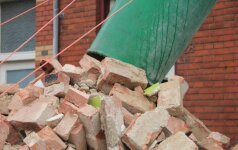 Atliekų tvarkymas – kaip suvaldyti chaosą po statybų?