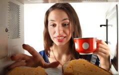 Subrendo nauja karta, kurios valgymo įpročiai – kitokie nei senelių ir tėvų
