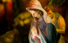 Švenčiausioji Mergelė Marija