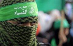 """""""Hamas"""": D. Trumpas suteršė palestiniečių """"pasipriešinimą"""""""
