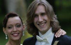 A.Jasaitytė ir R.Čeburiakas meilę ir ištikimybę prisiekė pagal pagoniškas apeigas (papildyta, naujos FOTO)