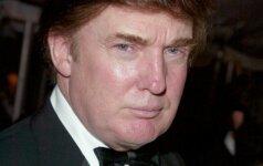 Donaldo Trumpo šukuosenos fenomenas