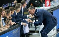 Geriausio Eurolygos trenerio rinkimuose Š. Jasikevičius į priekį praleido du kolegas