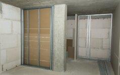 Pertvaros: ką rinktis – mūrinę sieną ar gipso kartono atitvarą?