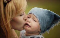 Nusivylusi jauna mama: mane erzina viskas, kas susiję su vaiku