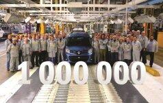 Milijoninis Renault Kangoo