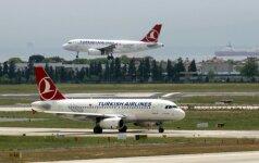 """LKL rėmėjų gretas papildė """"Turkish Airlines"""""""