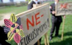 G. Azguridienė. Kodėl aš prieš atominės elektrinės statybą Lietuvoje
