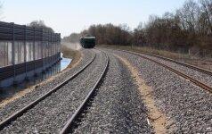 """Aptars """"Rail Baltica"""" projekto eigą"""