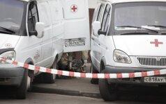 Dagestano mokykloje nugriaudėjo sprogimas