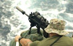 Ukrainoje darbą pradeda dar viena Lietuvos karių instruktorių pamaina