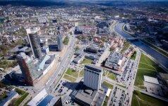 V. Šapoka suabejojo, ar Vilnius nori 350 mln. eurų vertės investicijų