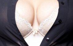 Kaip išsirinkti liemenėlę pagal krūtų formą