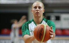 Dvi Lietuvos krepšininkės Lenkijos ir Prancūzijos čempionatuose kartu pelnė 10 taškų